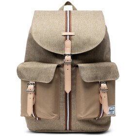 Herschel Dawson Backpack 20,5l, kelp crosshatch/kelp